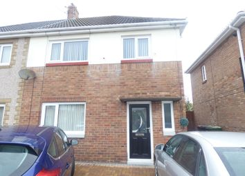 Thumbnail Semi-detached house to rent in River Bank East, Choppington