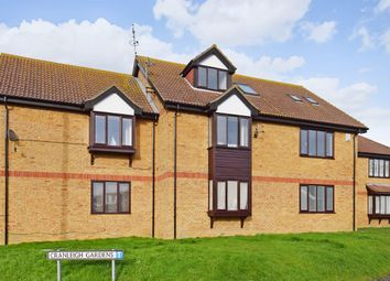 Thumbnail 1 bed flat for sale in Cranleigh Gardens, Whitstable