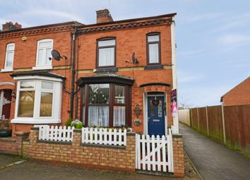 Thumbnail 2 bed terraced house for sale in Francis Street, Raunds