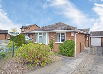 Thumbnail 3 bed detached bungalow for sale in Rose Farm Rise, Altofts, Normanton