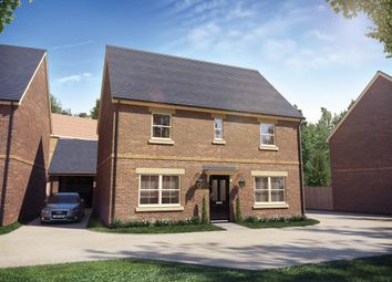 Thumbnail 4 bed detached house for sale in Meadow Way, Wing, Leighton Buzzard