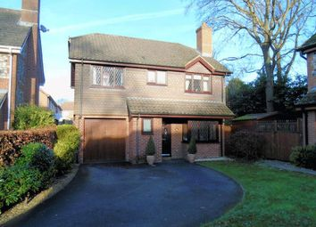 Thumbnail 4 bedroom detached house for sale in Ironbridge Crescent, Park Gate, Southampton