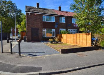 Thumbnail 2 bed end terrace house for sale in Calbroke Road, Slough
