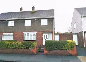 Thumbnail 3 bed semi-detached house for sale in Somerset Road, Springwell, Sunderland