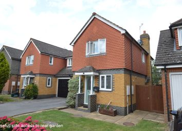 Thumbnail 3 bed semi-detached house to rent in Nuthatch Gardens, Reigate, Surrey