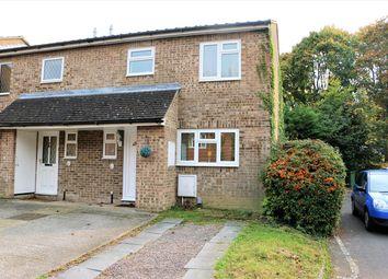 Thumbnail 3 bedroom terraced house for sale in Carmichael Way, Basingstoke