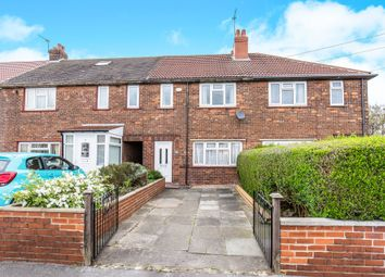 Thumbnail 3 bed terraced house for sale in Littlemoor Gardens, Pudsey