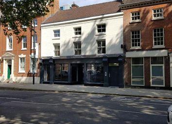 Thumbnail Retail premises to let in 30-31 Friar Gate, Derby, Derbyshire