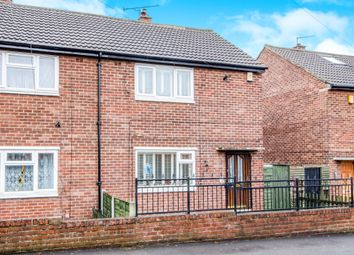 Thumbnail 2 bed semi-detached house for sale in Moxon Square, Wakefield