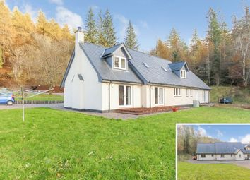 Thumbnail 6 bed detached house for sale in Achindarroch, Duror, Argyllshire