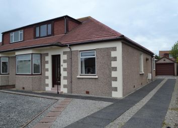 Thumbnail 4 bed semi-detached bungalow for sale in 11 Dykesfield Place, Saltcoats