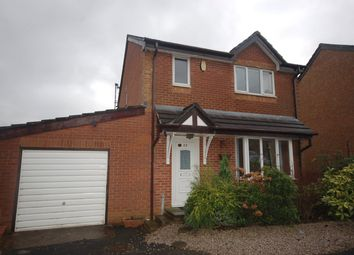 Thumbnail 3 bed detached house for sale in Flowers Close, Blackburn