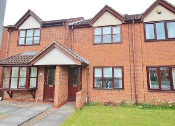 Thumbnail 2 bed terraced house for sale in West View, Barlby Road, Selby