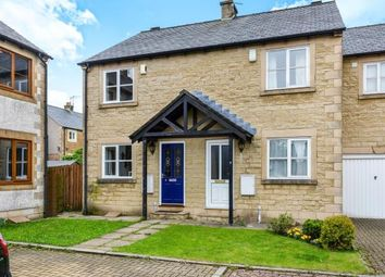 Thumbnail 2 bed semi-detached house for sale in Mulberry Cottages, Galgate, Lancaster