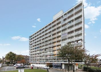 Thumbnail 3 bedroom flat for sale in Angell Road, London