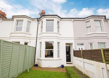 Thumbnail 4 bedroom terraced house for sale in South Farm Road, Worthing, West Sussex