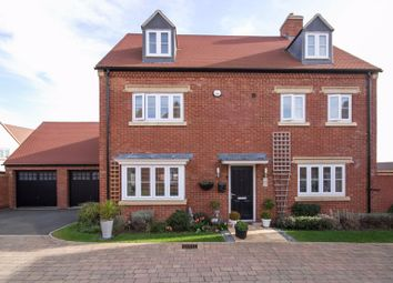 Thumbnail 5 bed detached house for sale in Bianca Close, Brackley