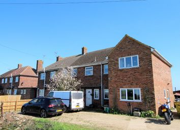 Thumbnail 4 bed semi-detached house for sale in Counter Drain Drive, Tongue End, Spalding, Lincolnshire