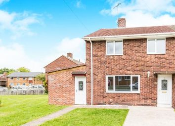 Thumbnail 3 bedroom semi-detached house for sale in Neale Bank, Brimington, Chesterfield, Derbyshire