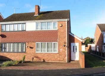 Thumbnail 3 bed semi-detached house for sale in Penzer Street, Kingswinford