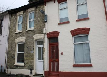 Thumbnail 2 bed terraced house to rent in Melbourne Road, Chatham