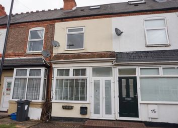 Thumbnail 3 bed terraced house to rent in Lime Grove, Sutton Coldfield