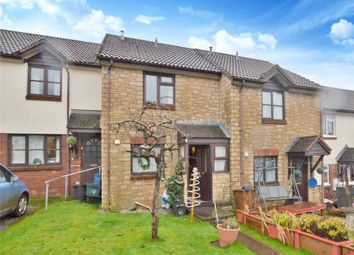 Thumbnail 2 bed terraced house for sale in St Martins Close, Bow, Crediton, Devon