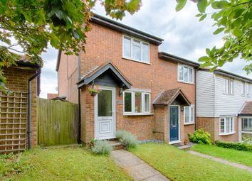 Thumbnail 2 bed semi-detached house for sale in Ladywood Road, Hertford