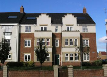 Thumbnail 2 bed flat to rent in Moorcroft House, Chesterfield, Derbyshire