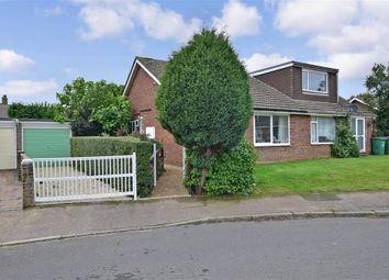 Thumbnail 2 bed bungalow for sale in Fern Close, Hawkinge, Folkestone, Kent