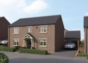 Thumbnail 4 bed detached house for sale in The Nostell, Weavers Green, Slack Lane, Crofton, Wakefield