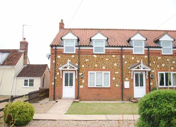 Thumbnail 3 bedroom cottage to rent in Chapel Road, Pott Row, King's Lynn