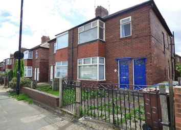 Thumbnail 3 bedroom flat for sale in Benfield Road, Heaton, Newcastle Upon Tyne