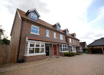 Thumbnail 4 bed semi-detached house for sale in Crawley Hobbs Close, Saffron Walden, Essex