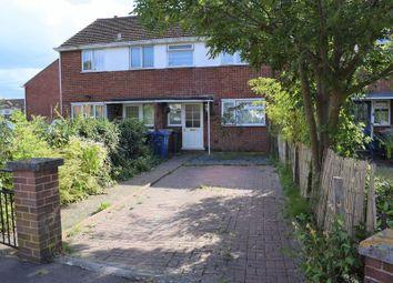 Thumbnail 2 bed terraced house for sale in Marlborough Avenue, Kidlington