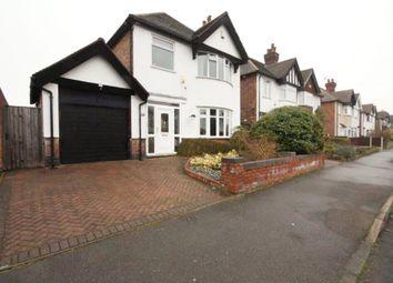Thumbnail 3 bed detached house for sale in Wimbledon Road, Nottingham, Nottinghamshire