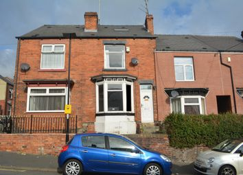 Thumbnail 4 bedroom terraced house for sale in Bolsover Road, Firth Park