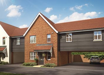 "Thumbnail 3 bedroom detached house for sale in ""The Chester Link"" at Hollow Lane, Broomfield, Chelmsford"