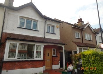 Thumbnail 3 bed property to rent in Greenwood Road, Croydon