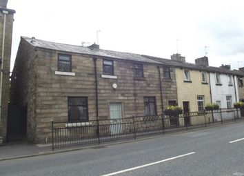 Thumbnail 2 bed end terrace house for sale in Gisburn Road, Barrowford, Nelson, Lancashire