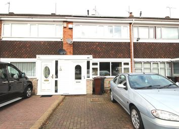 Thumbnail 3 bedroom terraced house to rent in Aspen Way, Wolverhampton