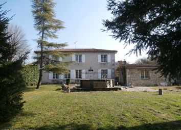 Thumbnail 6 bed property for sale in Ruffec, Poitou-Charentes, 16350, France