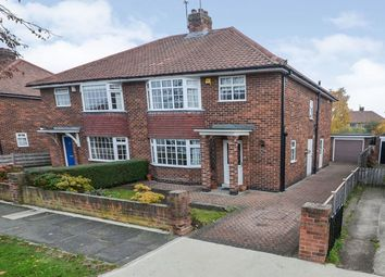 Thumbnail 3 bed semi-detached house to rent in Elmlands Grove, York