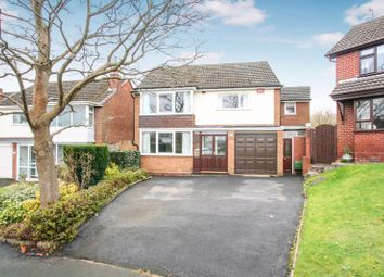4 bed detached house for sale in Stourbridge, Pedmore, Croftwood Road DY9