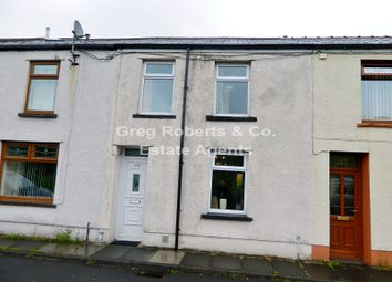 Thumbnail 3 bed terraced house for sale in Vale Terrace, Tredegar, Blaenau Gwent.