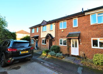 Thumbnail 2 bed terraced house for sale in Knotgrass Road, Locks Heath, Southampton