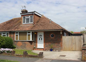Thumbnail 3 bed bungalow for sale in Chyngton Gardens, Seaford