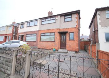 Thumbnail 3 bedroom semi-detached house for sale in Norman Road, Bootle