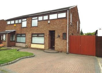 Thumbnail 3 bed semi-detached house for sale in Alscot Avenue, Fazakerley, Liverpool, Merseyside