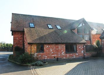 Thumbnail 4 bedroom barn conversion to rent in Bills Lane, Shirley, Solihull